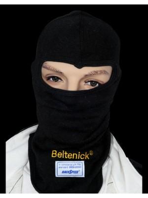 Beltenick Balaclava open zwart